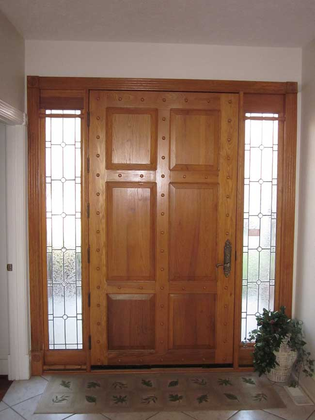 Door Inside Exterior Doors Garage Entry Exterior Doors Ideas Custom Wood Doors Doors For
