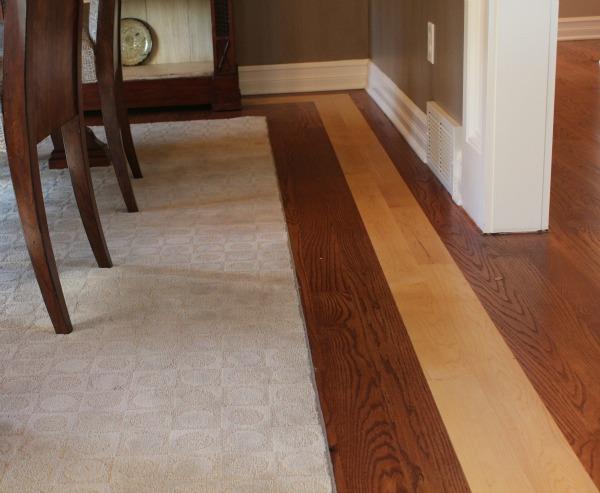 Hardwood Floors. Dining Room ...